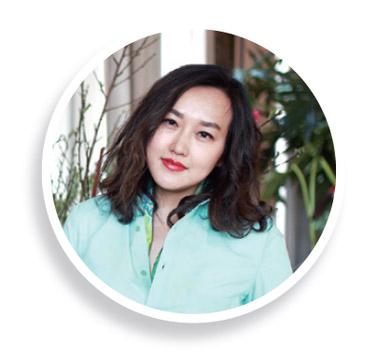 尚层设计事务所主创设计师张萍