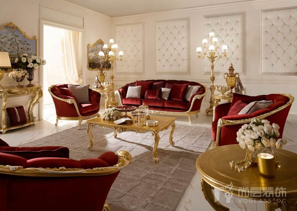 尚层装饰合作品牌Andrea fanfani客厅