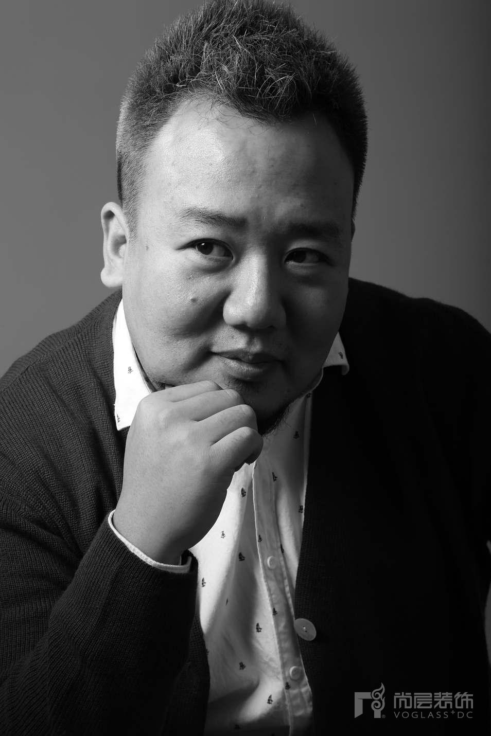 尚层装饰首席设计师刘磊