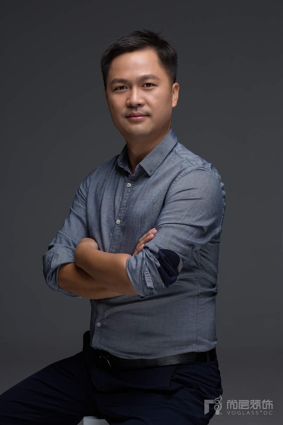 尚层装饰首席设计师陈开俊