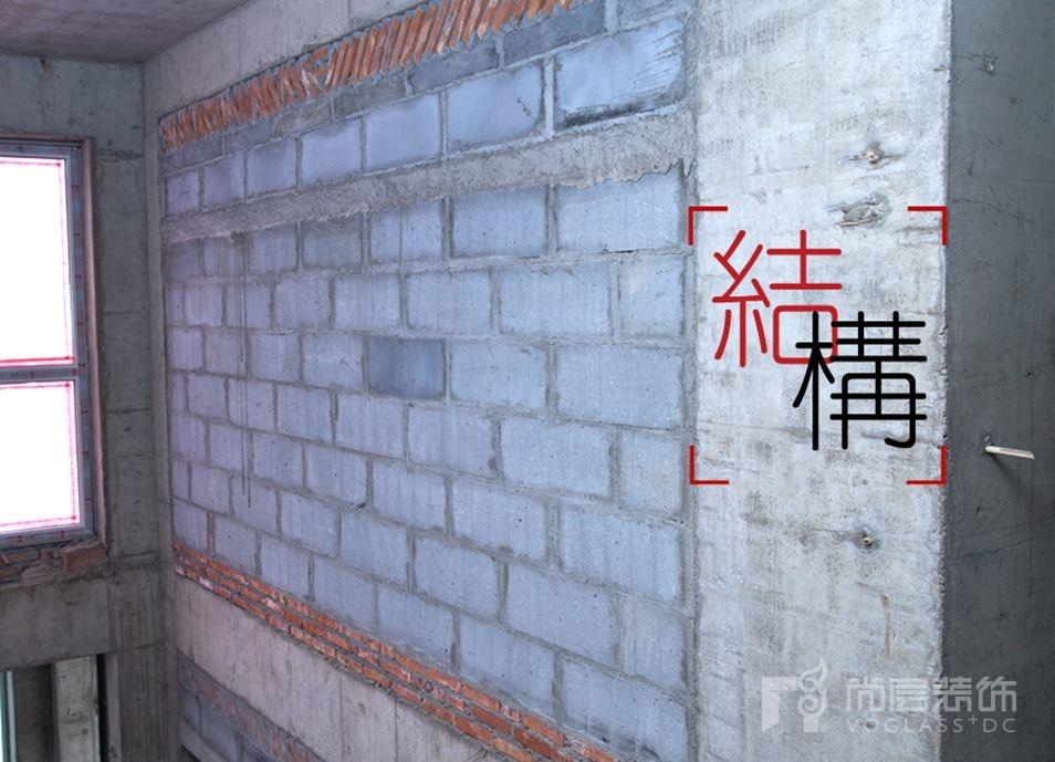 尚层装饰轻体砖结构墙体保护