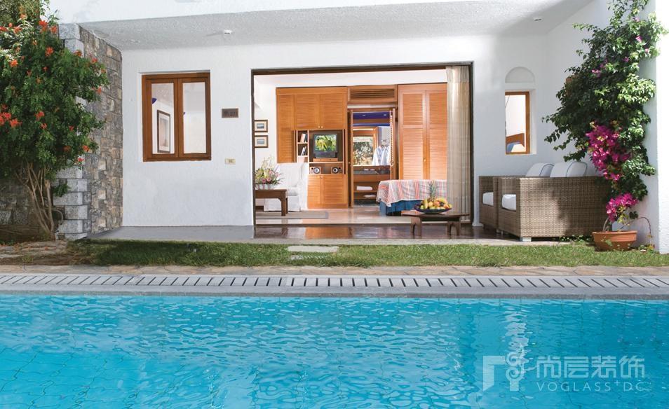 尚层装饰别墅生活希腊克里特岛酒店