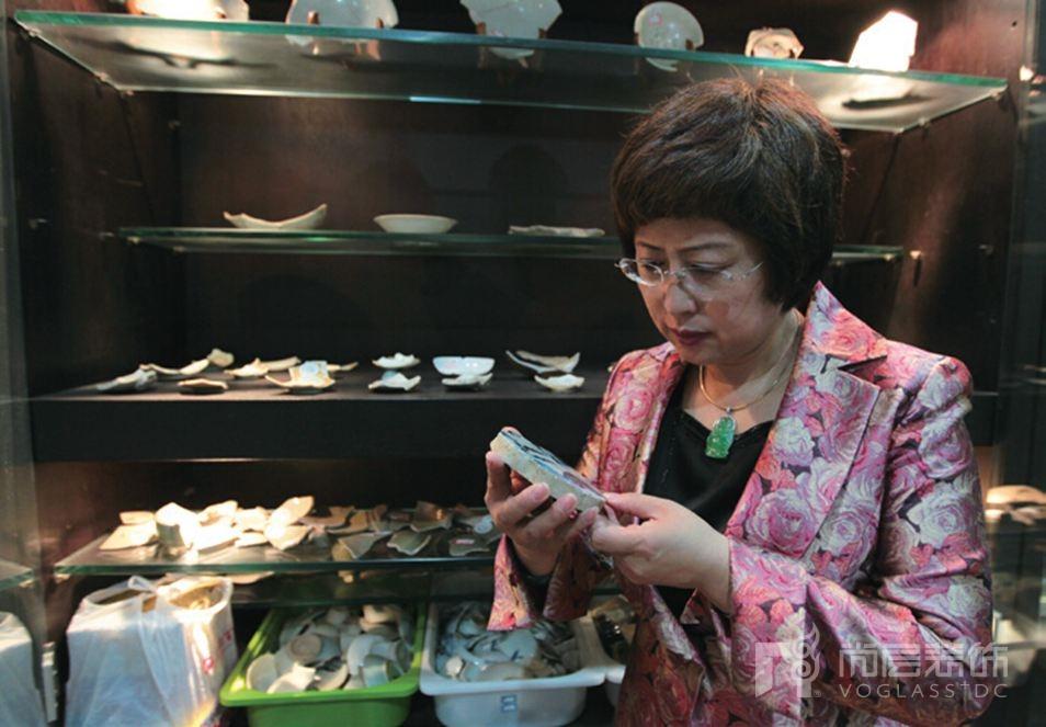 尚层客户张崇檀女士是赫赫有名的鉴藏家