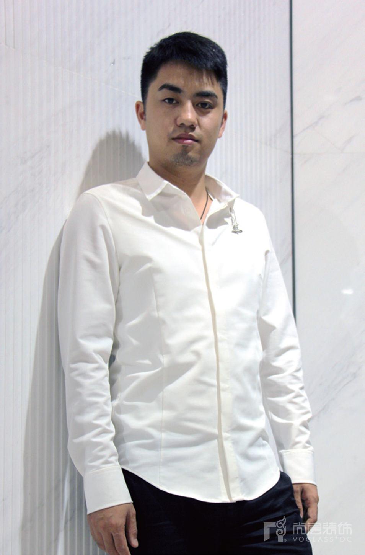 罗开明 尚层装饰成都分公司第三设计中心 配饰设计师