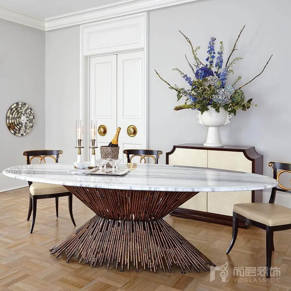 尚层装饰别墅生活Ambella餐桌