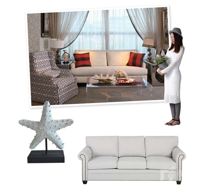 尚层装饰别墅生活波普线条搭配简约空间