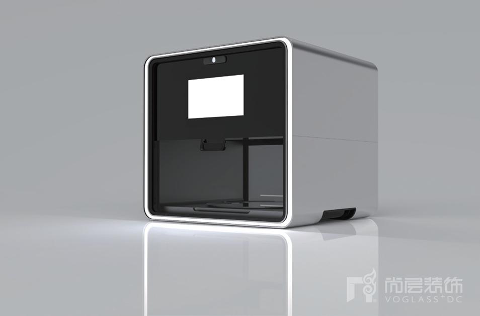 尚层装饰别墅生活3D食物打印机