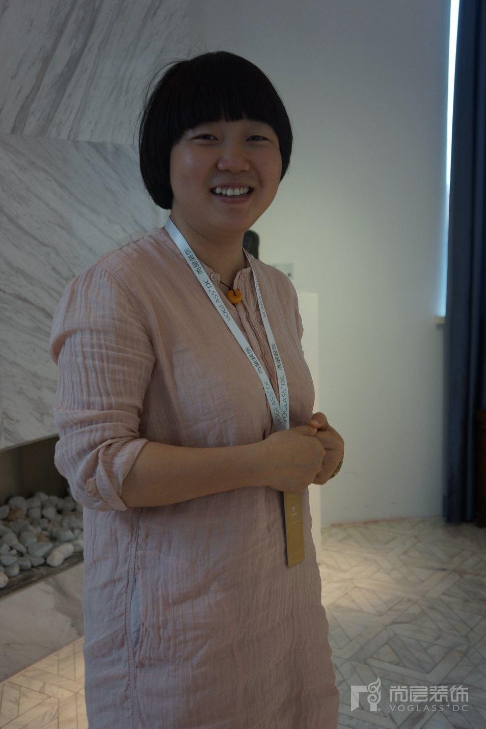 尚层配饰设计师李露露