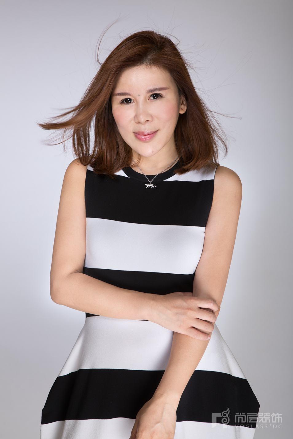 尚层装饰设计师徐海萍