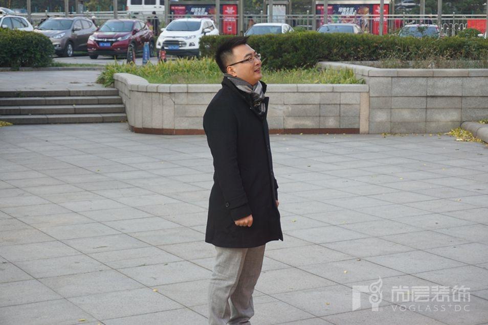 尚层装饰北京&天津分公司总经理郭总讲话