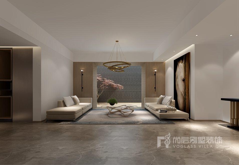 别墅空间设计地下室别墅装修效果图