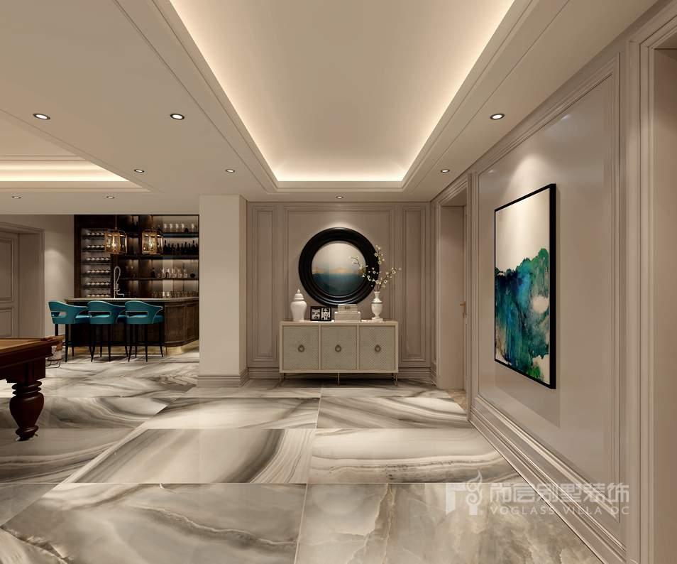 专业别墅设计地下室效果图