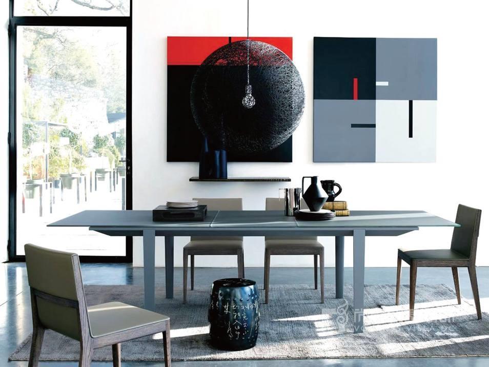 别墅装修风格-意大利的现代室内设计