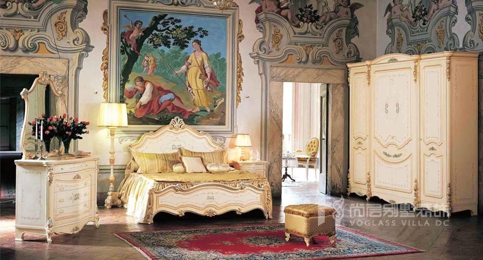 别墅装修方案-迷人的古典之美