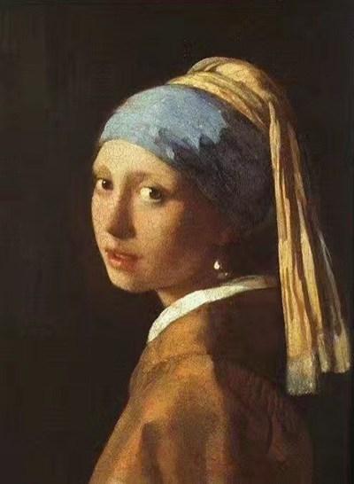 远洋傲北别墅装修色彩借鉴了《戴珍珠耳环的少女》