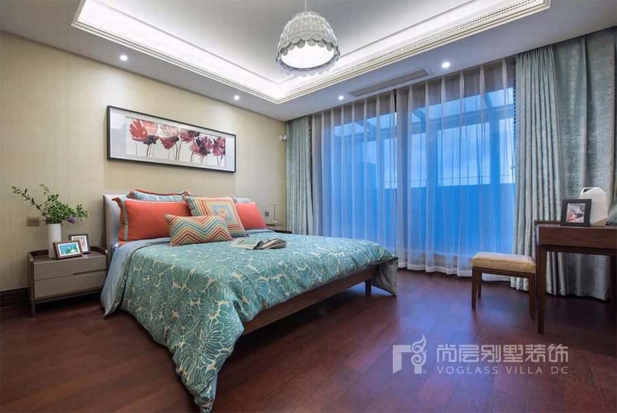 450平米现代风格别墅装修设计案例