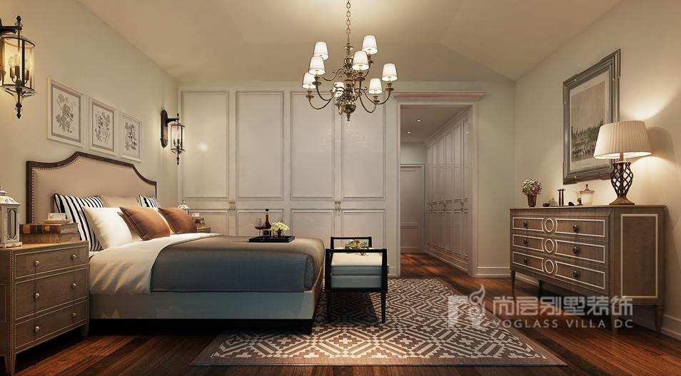 大别墅卧室装修不用发愁,这些时尚的设计效果图给您装修灵感!