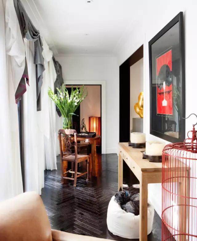 时尚元素,让家居设计增添现代感