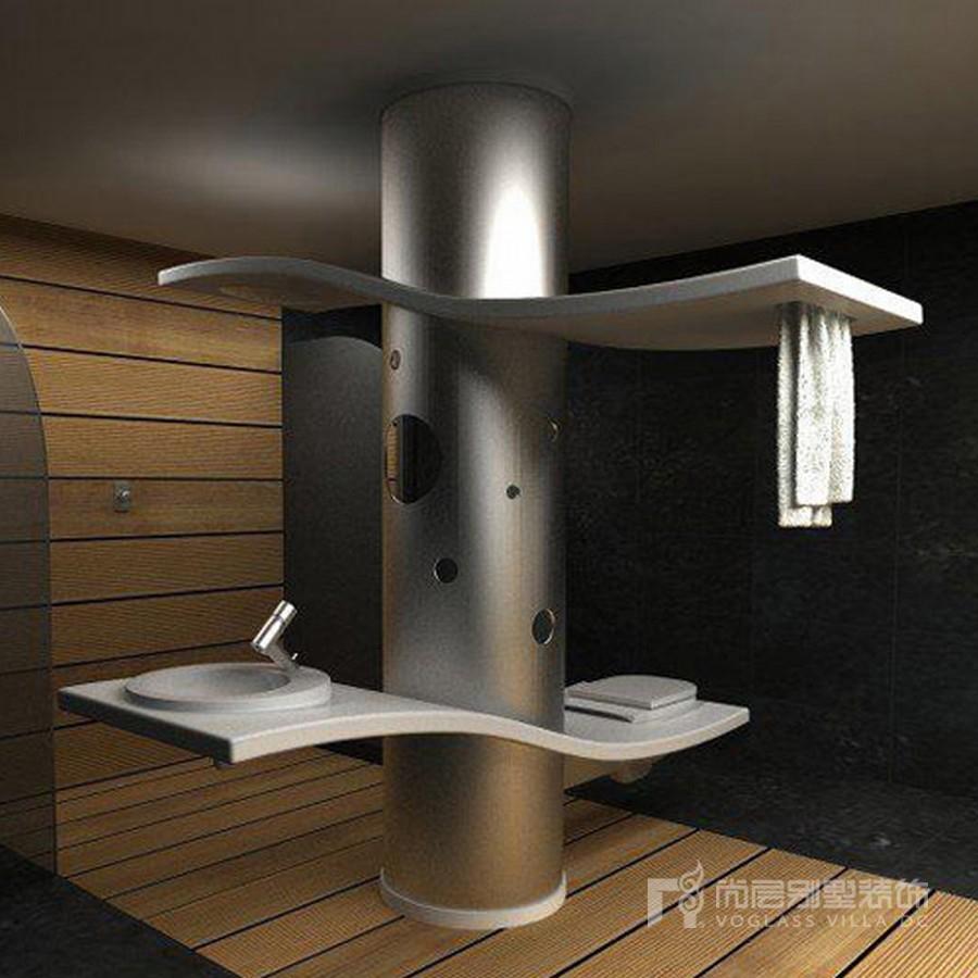 卫浴间的个性创意设计,我有我的想法!