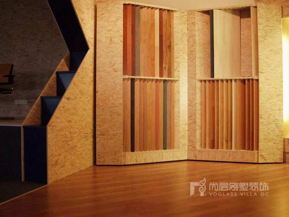 尚层别墅装修板材类合作品牌-欧松板
