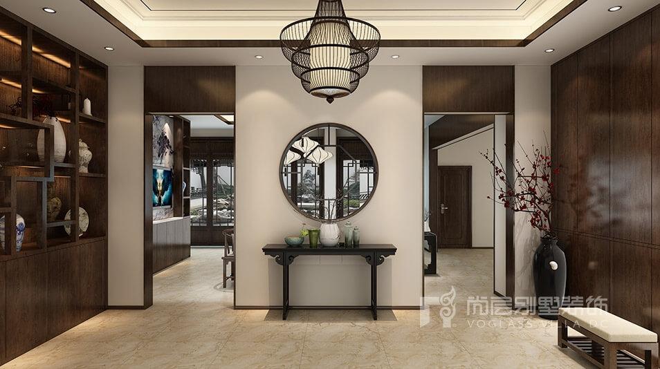 新中式別墅裝修設計