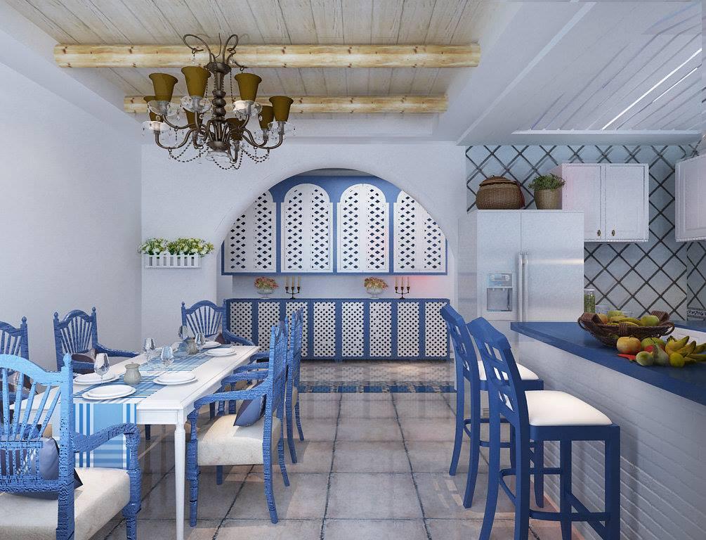 家居 苏州别墅装修设计 > 地中海风格——带你感受神秘世界   这是最