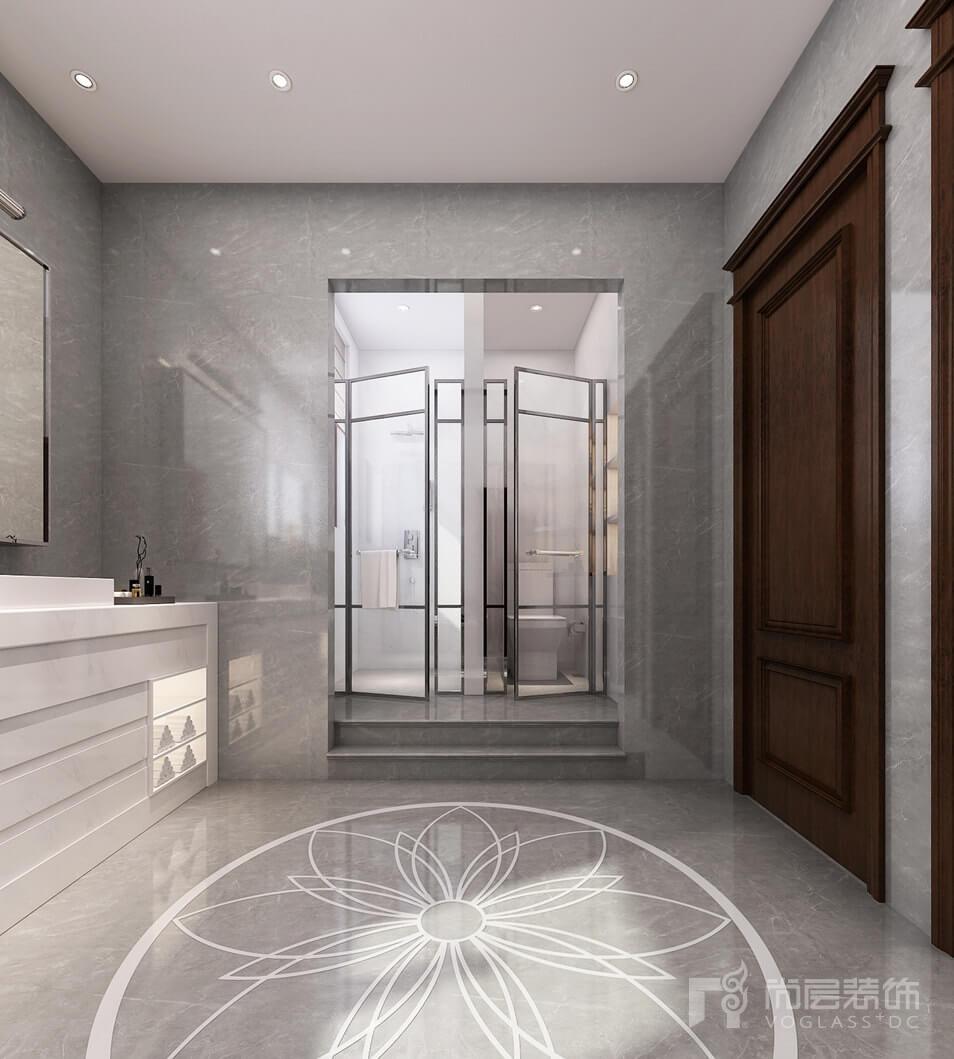 210平米装修样板房效果图_全阳光格局,温馨照耀