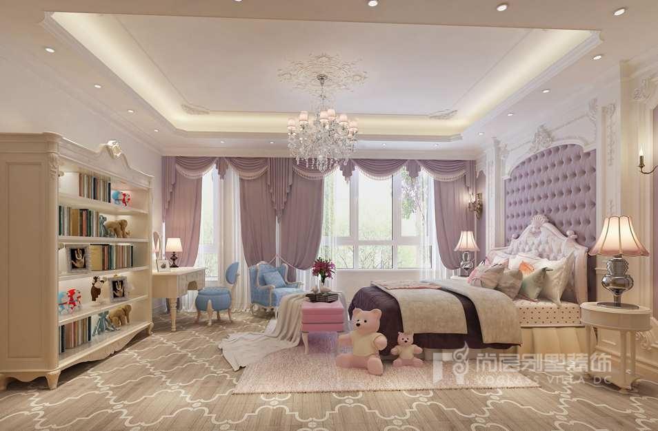 墙面简洁优美的石膏线条与背景墙的石材铺贴,搭配造型高贵典雅的水晶图片