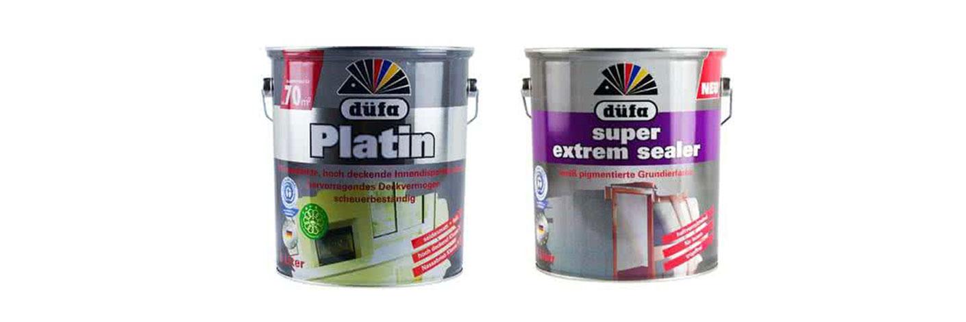 尚层别墅装修涂料类-德国原桶进口都芳漆
