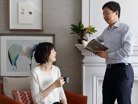 尚层业主故事-张萍与你的再一次相遇