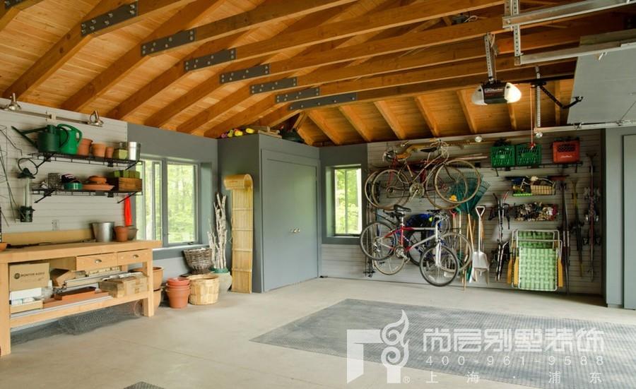 别墅车库装修设计