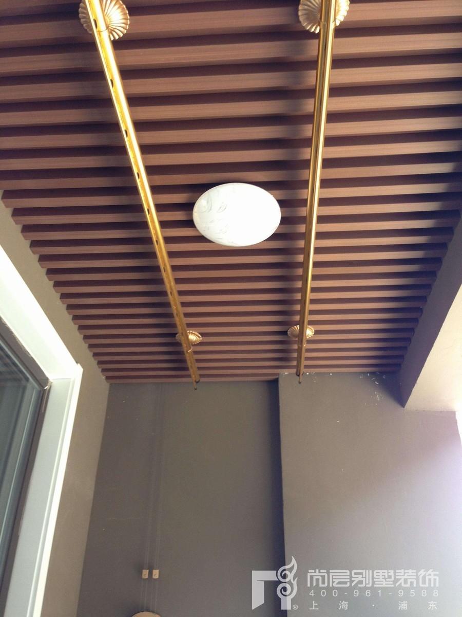 阳台吊顶装修设计效果图