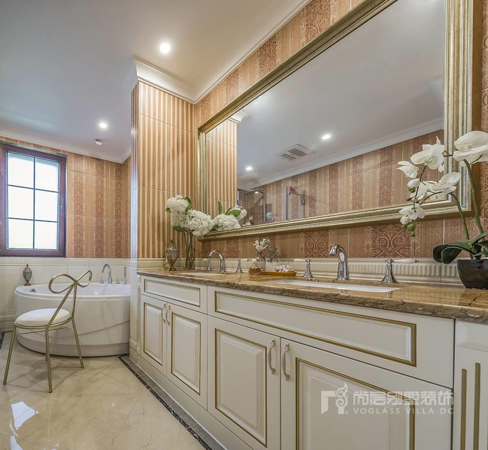厨房高柜灯带效果图