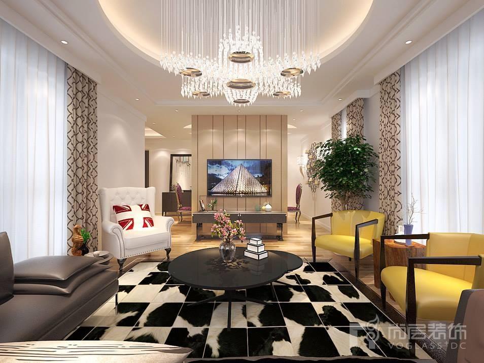 以区来重新定义空间类型,功能规划更为细腻,为全新生活方式提供完美的空间,充分满足个性与生活品质的追求。五大功能区的划分使住宅科学体现了日常生活中对空间利用的规律,满足了业主饮食起居、交流礼仪等方面的家庭生活。  典型的古典欧式风格,以华丽的装饰、浓烈的色彩、精美的造型达到雍容华贵的装饰效果。