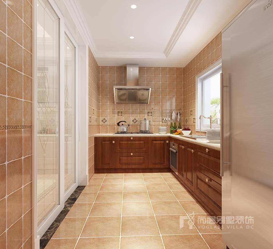 小别墅厨房装修设计攻略