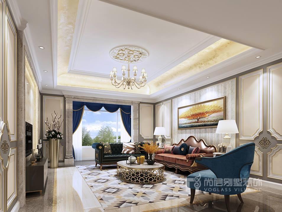 你不知道的别墅装修简约风格——欧式现代简约风格
