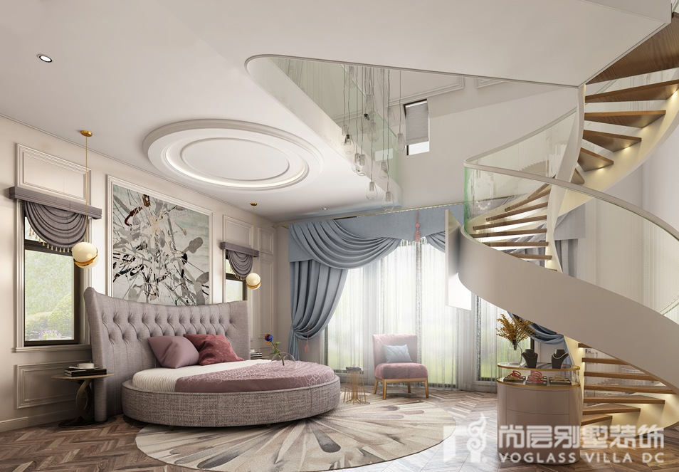 中海尚湖世家装修设计