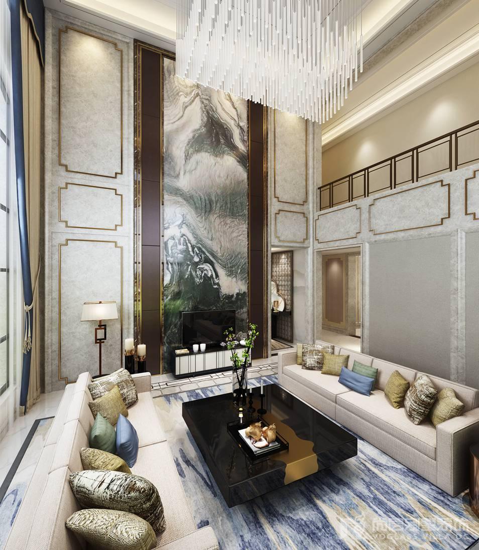 新中式风格别墅装修设计