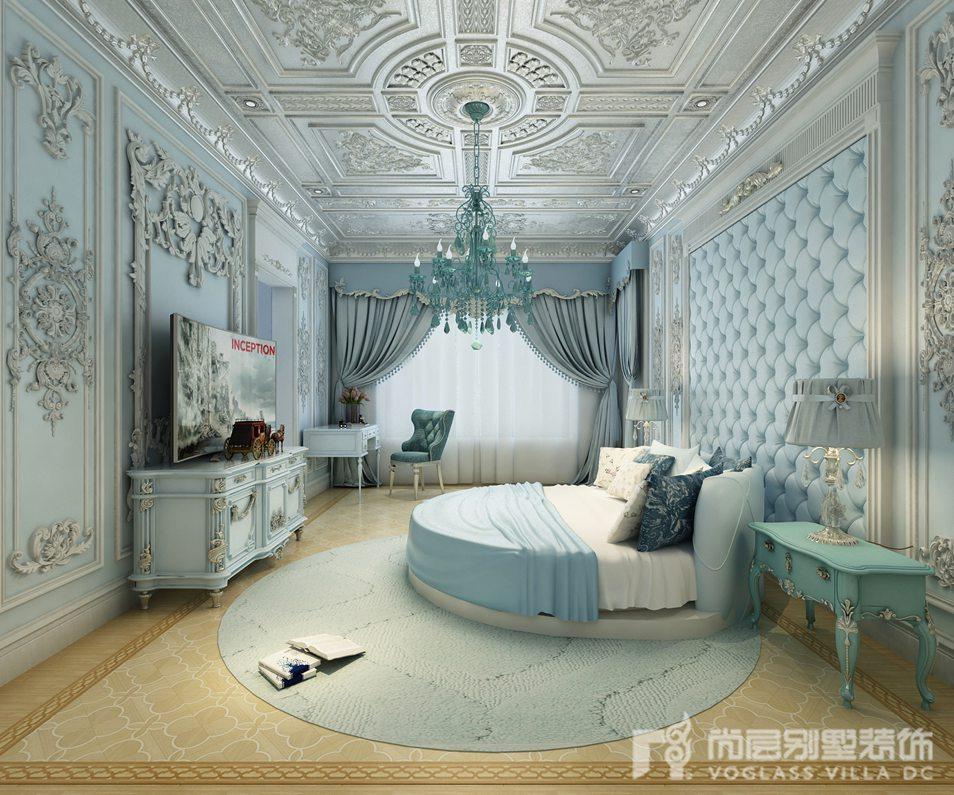 欧式风格别墅装修设计效果图