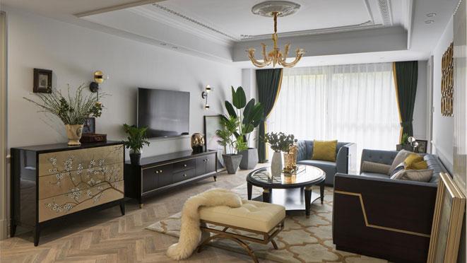 现代法式别墅设计案例
