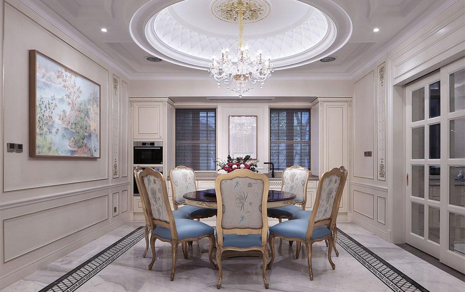 杭州别墅室内设计