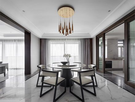 美式别墅装修设计