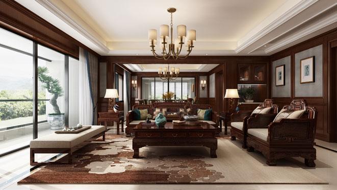京港国际别墅设计案例