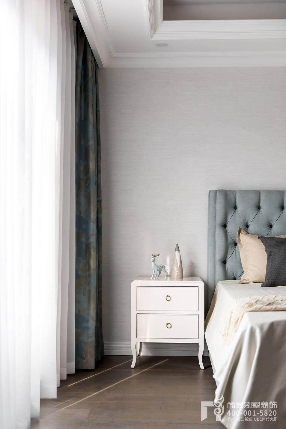 卧室装饰实景
