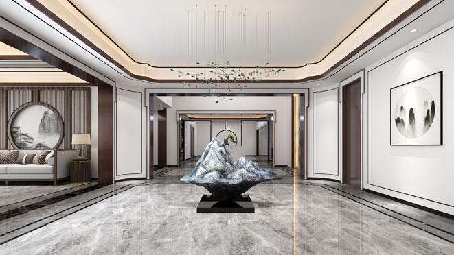中式禅意装饰设计