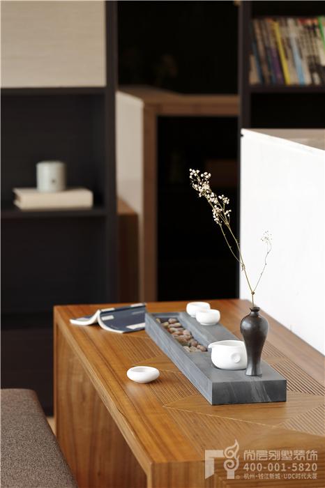 书房与茶室