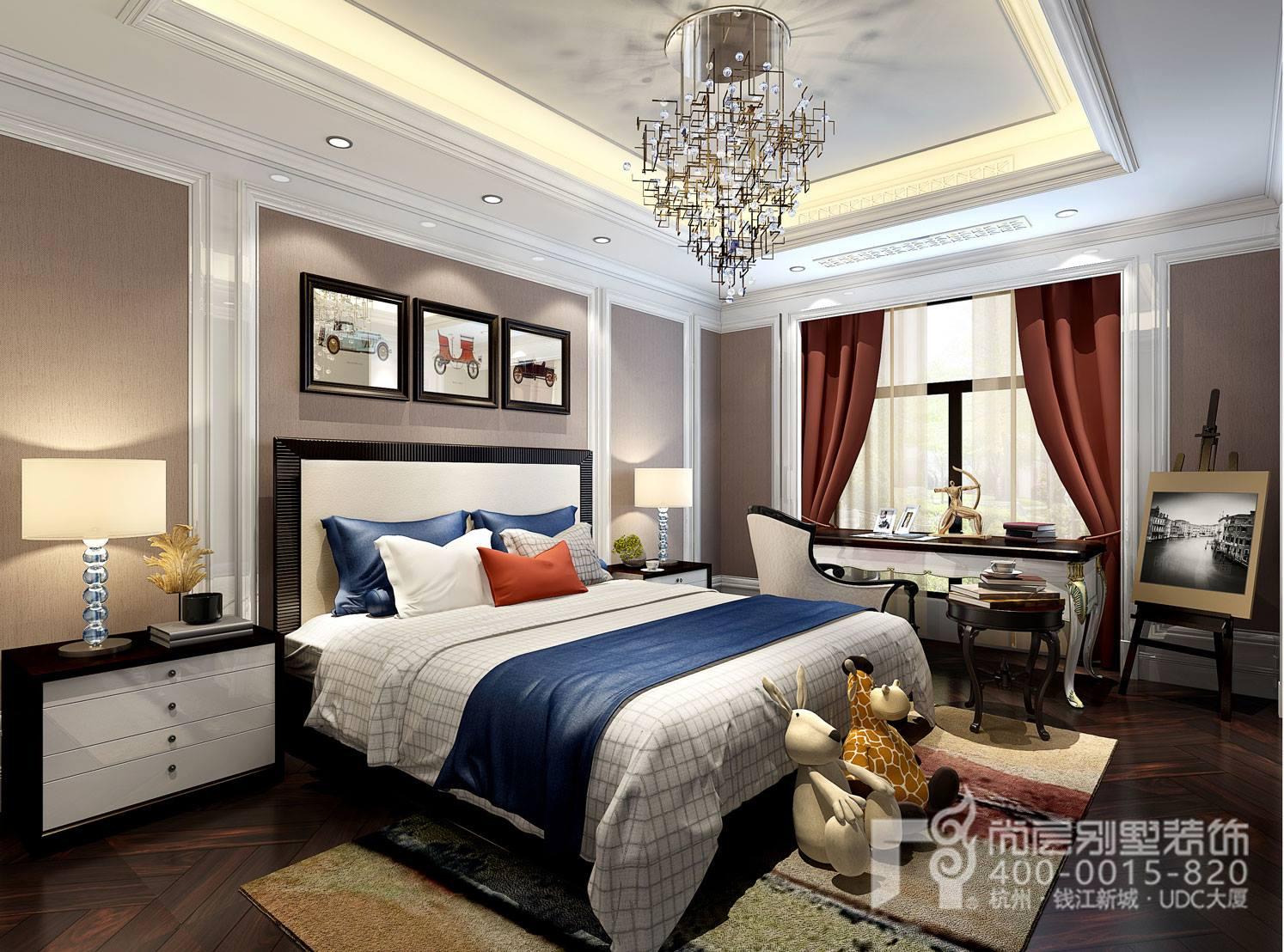 次卧室装修效果图