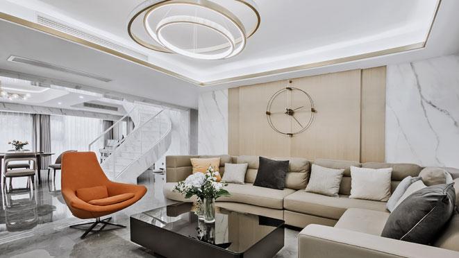400方现代风格设计案例