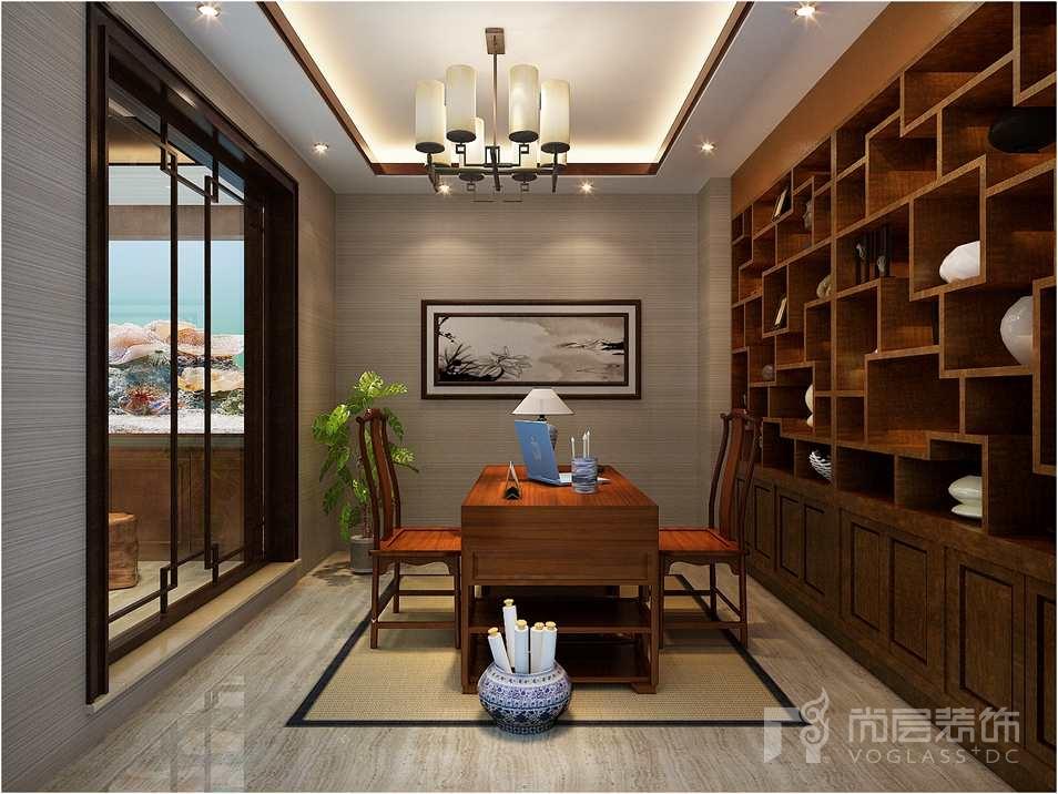 装修设计案例 效果图 实景图 尚层别墅装饰