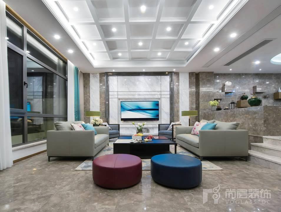 南京最新别墅装修设计案例